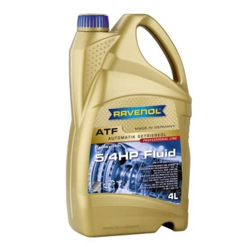 Ravenol АТF 5-4 HP LT 711.41 Fluid 4L