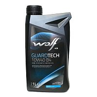 Моторное масло Wolf 10W40 Guardtech B4 1L