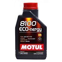 Моторное масло Motul 8100 Eco-nergy 5W-30 1L