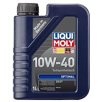 Моторное масло Liqui Moly Optimal 10W40 1L