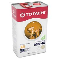 Моторное масло Totachi Niro LV Semi-synthetic 10W-40 4L